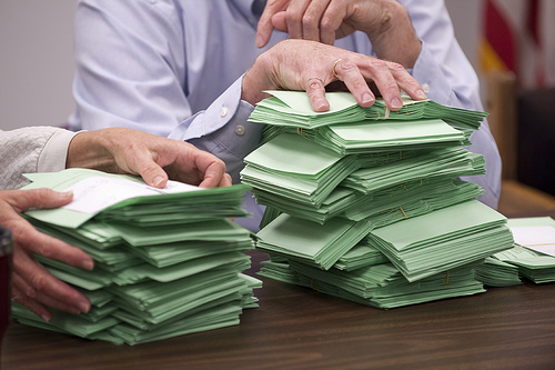 Proceso de votación: cadena de custodia del voto