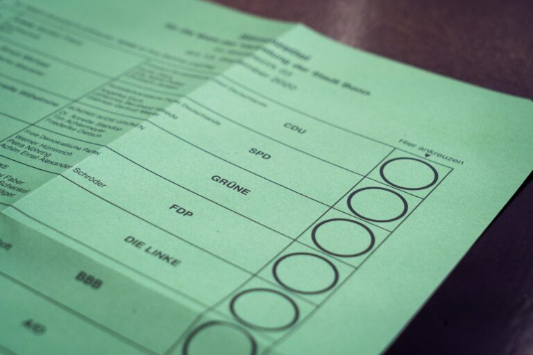 Votos nulos vs Votos en blanco