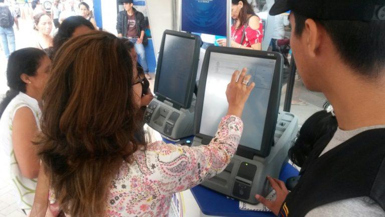 Automatización Electoral: Ecuador 2014